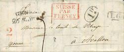 2565: France - Pre-philately