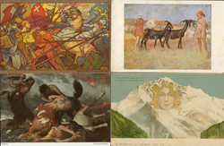 2010: Ansichtskarten, AK-Künstler