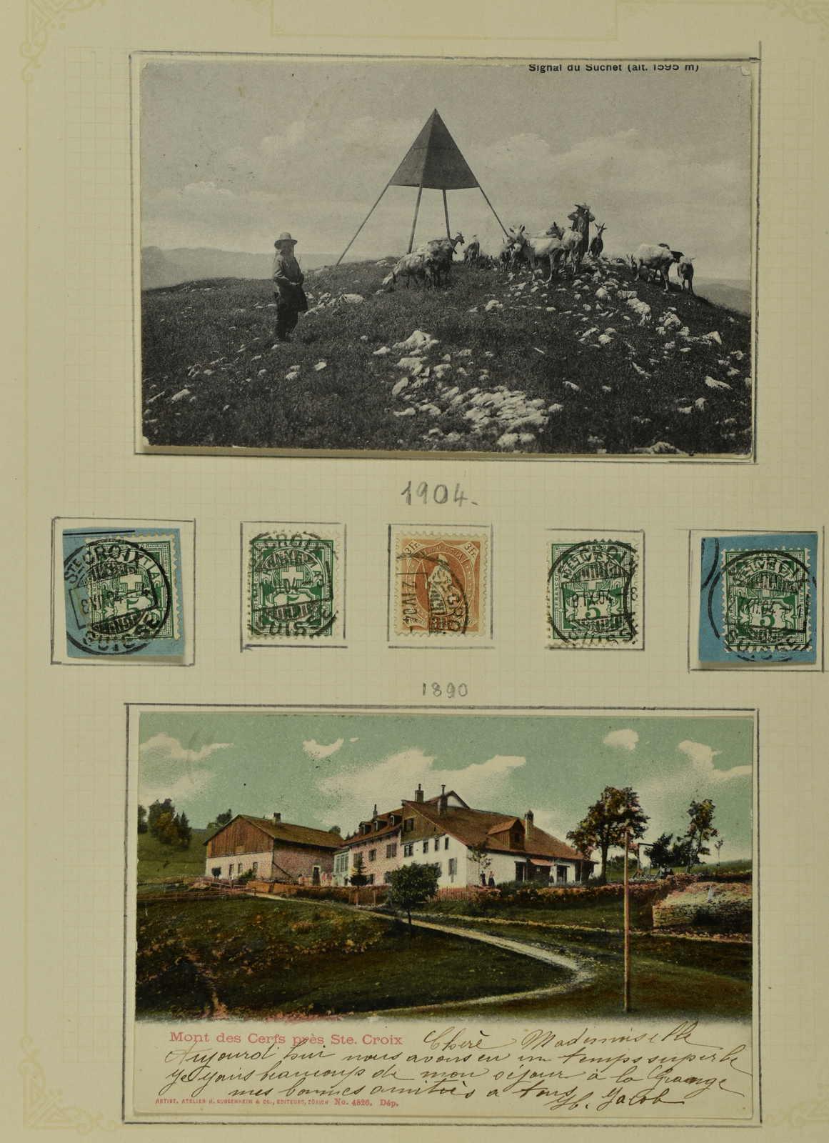 Lot 243 - schweiz schweiz -  Schwarzenbach Auktion Zurich 67th Auction - Session II