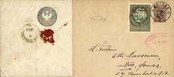 5435: Russie - Postal stationery