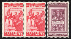 6630: Vaticane - Bulk lot