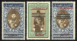 1570: Egypt Arab Republic - Bulk lot