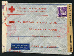 303000: Int. Organisations, Red Cross,