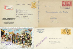 1360: Berlin - Picture postcards