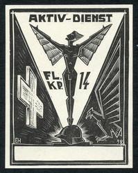 5711005: Schweiz Soldatenmarken, 2. Weltkrieg 1939-1945 - Blöcke