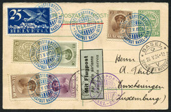 4210: Luxembourg - Postal stationery
