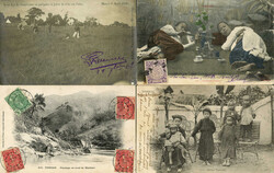 2070060: China Imperial Post - Picture postcards
