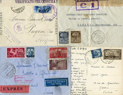 7161: Collections and Lots Italy and Areas