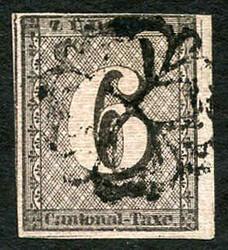 190260: Switzerland, Canton Zurich - Official stamps