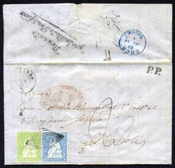 5655093: Switzerland Rayon - Postal stationery