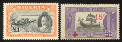7140: Collections and Lots British Commonwealth General - Bulk lot