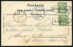 15: Altdeutschland Bayern - Briefe Posten