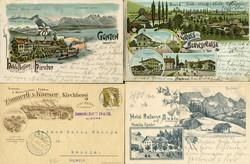 20: Ansichtskarten