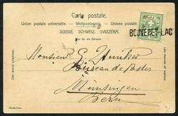 746035: Ships and Navigation, Ship Mail, Lake Shipmail