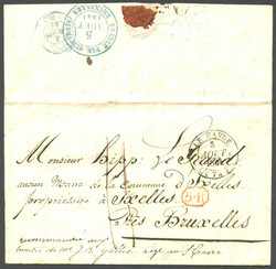 7128: Collections and Lots French Colonies - Pre-philately