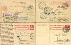 4460: Mozambique - Postal stationery