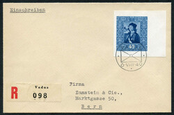 4175: Liechtenstein - Airmail stamps