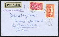 1665: Algérie - Covers bulk lot