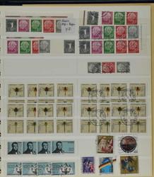 1420: German Federal Republic - Bulk lot