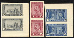 1920: Bosnia and Herzegowina Austria - Bulk lot
