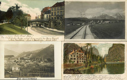 7080: Collections and Lots  Europe - Picture postcards