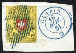 5655104: Rayon II, gelb, ohne Kreuzeinfassung (STEIN B1)