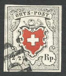 190260: Switzerland, Canton Zurich - Cancellations and seals