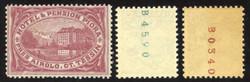214040: Postgeschichte, Tag der Briefmarke, International nach 1945