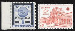 1810: Belgium - Bulk lot