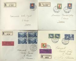 5655051: Canton Bern - Covers bulk lot