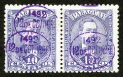 4905: Paraguay - Bulk lot