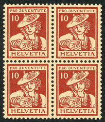 5657: Switzerland Pro Patria - Souvenir / miniature sheetlets