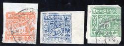 1890: Bhutan - Sammlungen