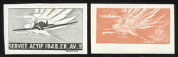 5711: Soldier Stamps - Vignettes