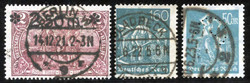 7999: German Empire, 1918/23 inflation issues - Collections