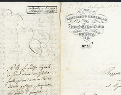 2820: Greece - Pre-philately