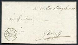 5655: Switzerland - Autographs