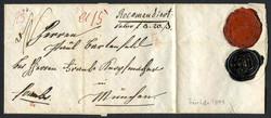 190260: Switzerland, Canton Zurich - Pre-philately