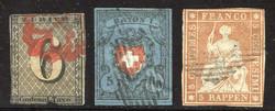 5655093: Switzerland Rayon - Bulk lot
