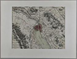 190260: Switzerland, Canton Zurich - Maps