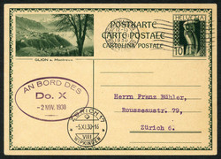 5657: Switzerland Pro Patria - Vignettes