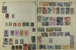7350: Collections and Lots Worldwide - Bulk lot
