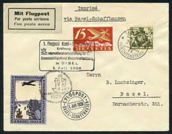 4175: Liechtenstein - Vignettes