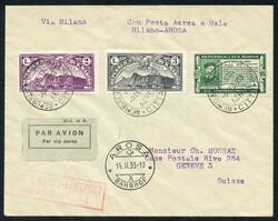 3415: Italy - Covers bulk lot