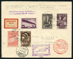 5435: Russia - Postal stationery