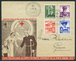 5656: Switzerland Pro Juventute - Covers bulk lot