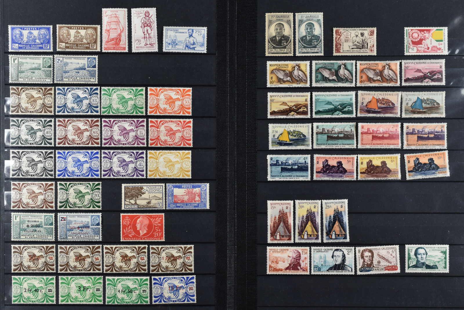 Lot 683 - andere gebiete neukaledonien -  Schwarzenbach Auktion Zurich 67th Auction - Session II