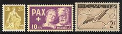 5659: Switzerland Airmail Issues - Souvenir / miniature sheetlets