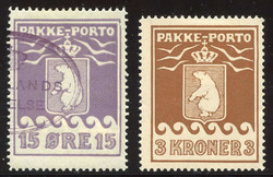 2860: Greenland - Bulk lot