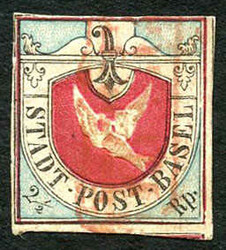 2160: Postal History, Pigeon